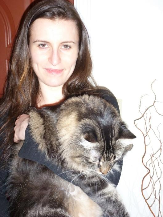 me and my stranny koshka